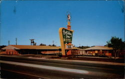Holiday Inn Motel Postcard