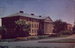 Education Building - University of Maryland Postcard