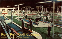 Putt-Putt Golf Courses: America's Quality Putting Courses