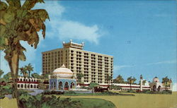 International Hotel Postcard