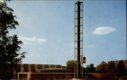 Nuclear Reactor Building, North Carolina State College