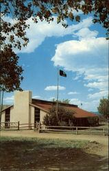 Philmont Scout Ranch Camping Headquarters
