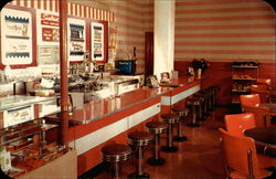 Soda Fountain at Fernwood