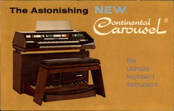 The Astonishing New Continental Carousel - The Ultimate Keyboard Instrument