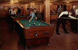 The Game Room at the Pocono Manor Inn and Golf Club