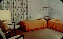 Tamiment-in-the-Poconos, A Typical Guest Room
