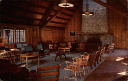 Tamiment Administration Building Lounge
