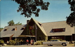 The 2200 Acre Resort Hotel in the Poconos--Tamiment