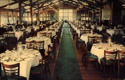 Tamiment-In-The-Poconos, Main Dining Room