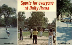 Sports For Everyone at Unity House