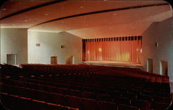 Theatre Interior -- Capacity 1200