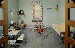 Good Samaritan Hospital, Playroom in Children's Unit