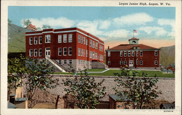 Junior High School Logan West Virginia