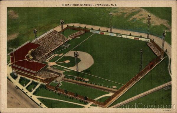MacArthur Stadium Syracuse, NY