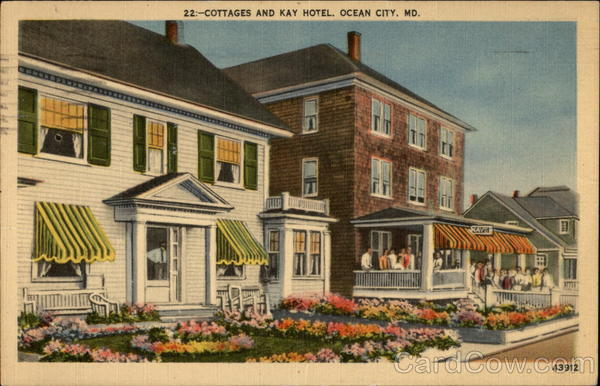 Cottages and Kay Hotel Ocean City Maryland