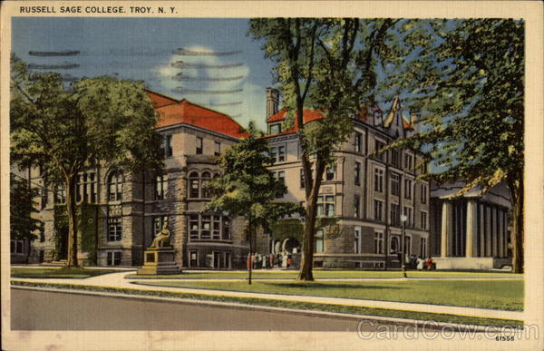 Russell Sage College Troy New York