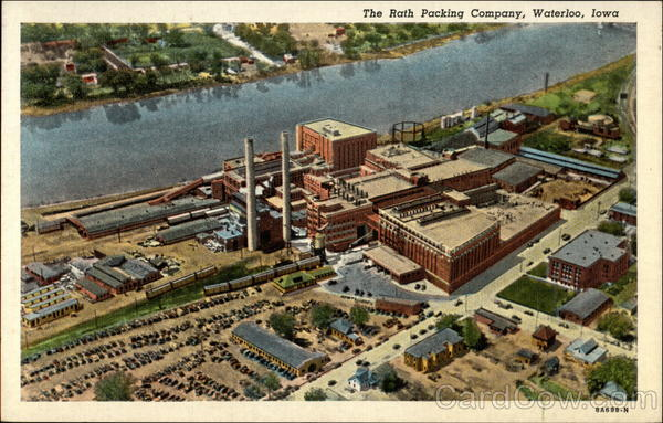 The Rath Packing Company Waterloo Iowa