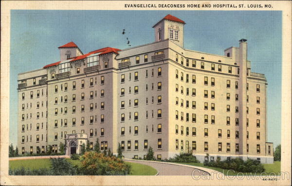 Evangelical Deaconess Home and Hospital St. Louis Missouri