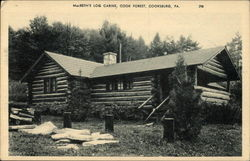 MacBeth's Log Cabins, Cook Forest