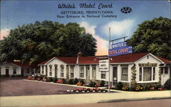 Whites Motel Court