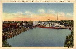 Manitowoc Ship Building Corporation and Portland Cement Company