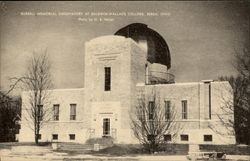 Burrell Memorial Observatory at Baldwin Wallace College