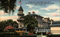 Jekyll Island State Park Clubhouse