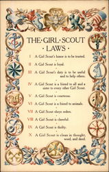 The Girl Scout Laws