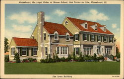 The Iowa Building, Mooseheart, the Loyal Order of Moose School
