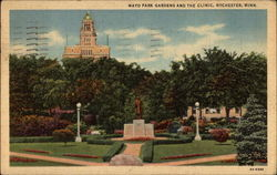 Mayo Park Gardens and the Clinic