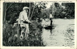 "Fishing on the ""Old Wisconsin"""