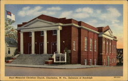 Boyd Memorial Christian Church