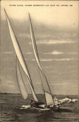 Flying Cloud, Winner Governor's Cup Race 1934
