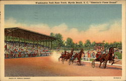 Washington Park Race Track