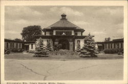 Administration Bldg., Ontario Hospital