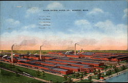 River Raisin Paper Co Postcard