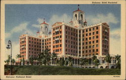 Havana: National Hotel Postcard