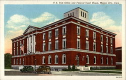 U. S. Post Office and Federal Court House