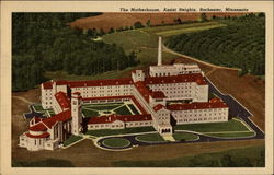 The Motherhouse, Assisi Heights
