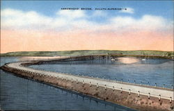 Arrowhead Bridge, Duluth - Superior