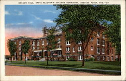 Nelson Hall, State Teacher's College Dormitory