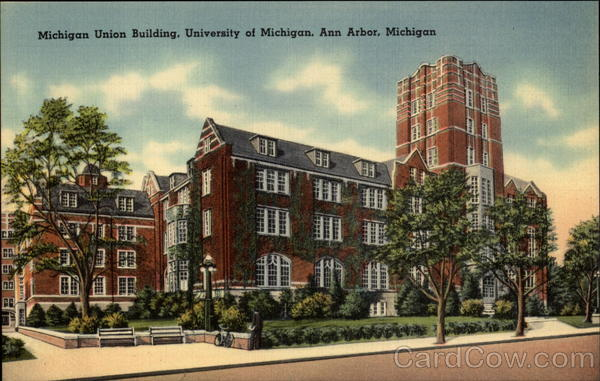 The University of Michigan Union Ann Arbor