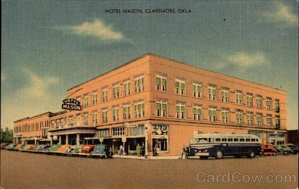 Hotel Mason Claremore Ok