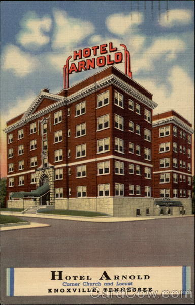 Hotel Arnold Knoxville Tennessee