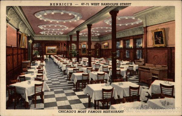Image result for henrici's chicago