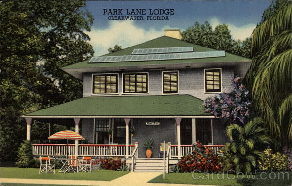The Park Lane Lodge Clearwater Florida