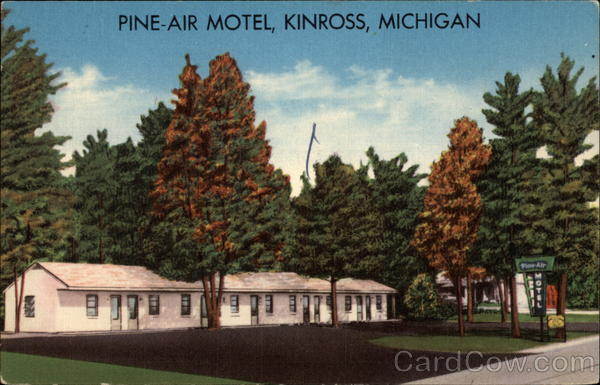 Pine-Air Motel Kinross Michigan