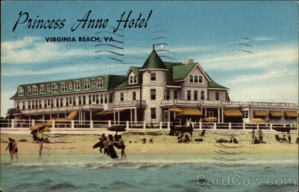 Princeb Anne Hotel Virginia Beach