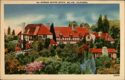 Warner Baxter Estate