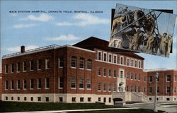 Main Station Hospital, Chanute Field